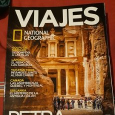 Coleccionismo de National Geographic: VIAJES NATIONAL GEOGRAPHIC N.214 - PETRA. Lote 173133080