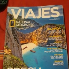 Coleccionismo de National Geographic: VIAJES NATIONAL GEOGRAPHIC N.218 - GRECIA. Lote 173133198