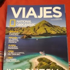 Coleccionismo de National Geographic: VIAJES NATIONAL GEOGRAPHIC N.220 - INDONESIA. Lote 173133287