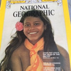 Coleccionismo de National Geographic: NATIONAL GEOGRAPHIC ANDORRA. Lote 173850280