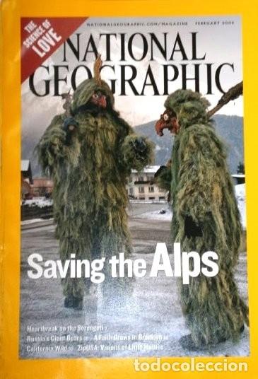Coleccionismo de National Geographic: 12 Revistas National Geographic (Año 2006 completo) Edición original norteamericana en inglés - Foto 4 - 174153073