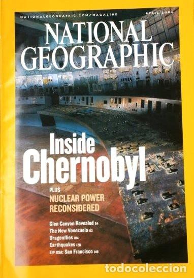Coleccionismo de National Geographic: 12 Revistas National Geographic (Año 2006 completo) Edición original norteamericana en inglés - Foto 6 - 174153073
