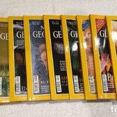 Coleccionismo de National Geographic: GRAN LOTE DE 32 REVITAS DEL NATIONAL GEOGRAPHIC. Lote 174191882