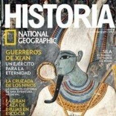 Coleccionismo de National Geographic: HISTORIA DE NATIONAL GEOGRAPHIC AGOSTO 2019. Lote 174557725