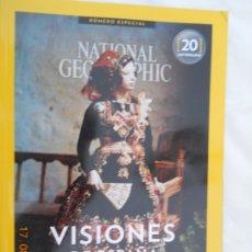 Coleccionismo de National Geographic: NATIONAL GEOGRAPHIC , ESPAÑA - VISIONES DE ESPAÑA - 1888-1936 NUMERO ESPECIAL 20 ANIVERSARIO . Lote 174648674
