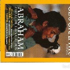 Coleccionismo de National Geographic: LOTE CON 12 NÚMEROS DE NATIONAL GEOGRAPHIC ESPAÑA, 2001, NUEVOS.. Lote 175536359
