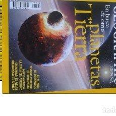 Coleccionismo de National Geographic: LOTE CON 12 NÚMEROS DE NATIONAL GEOGRAPHIC ESPAÑA, 2004, NUEVO. Lote 175561059