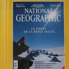 Coleccionismo de National Geographic: PRIMER AÑO COMPLETO EN ESPAÑA DE NATIONAL GEOGRAPHIC, 1998, NUEVOS. Lote 175641837