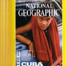 Coleccionismo de National Geographic: SEGUNDO AÑO COMPLETO EN ESPAÑA DE NATIONAL GEOGRAPHIC, 1999, NUEVOS. Lote 175641998
