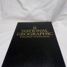Coleccionismo de National Geographic: NATIONAL GEOGRAPHIC. PARAÍSOS OLVIDADOS. Lote 175722128