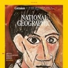 Coleccionismo de National Geographic: NATIONAL GEOGRAPHIC , MAYO 2018, PICASSO. Lote 176436455