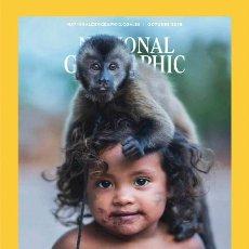Collectionnisme de National Geographic: NATIONAL GEOGRAPHIC , OCTUBRE 2018, LA ÚLTIMA TRIBU: NUEVO. Lote 176439778