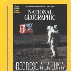 Coleccionismo de National Geographic: 2019: LOTE NATIONAL GEOGRAPHIC , 8 NÚMEROS 2019.. Lote 238006480