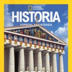 Coleccionismo de National Geographic: GRECIA CLASICA RECONSTRUIDA EN 3D - ESPECIAL ARQUEOLOGÍA - HISTORIA NATIONAL GEOGRAPHIC. Lote 221576252