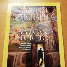 Coleccionismo de National Geographic: REVISTA NATIONAL GEOGRAPHIC JUNIO 2012 (VATICANO SECRETO). Lote 176980482