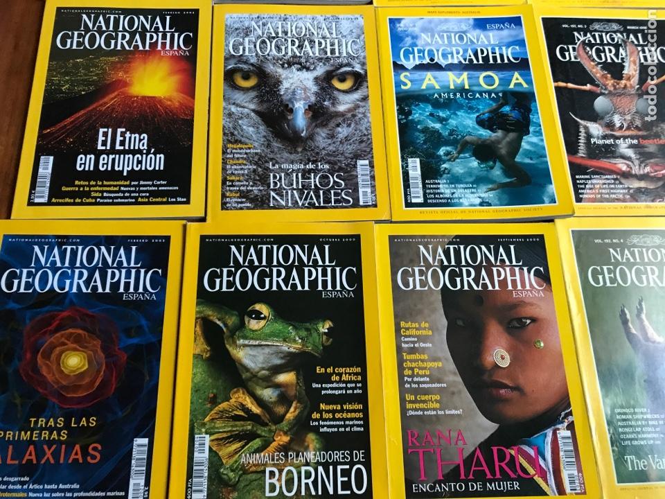 Coleccionismo de National Geographic: Lote de 20 National Geographic - Foto 3 - 177946380