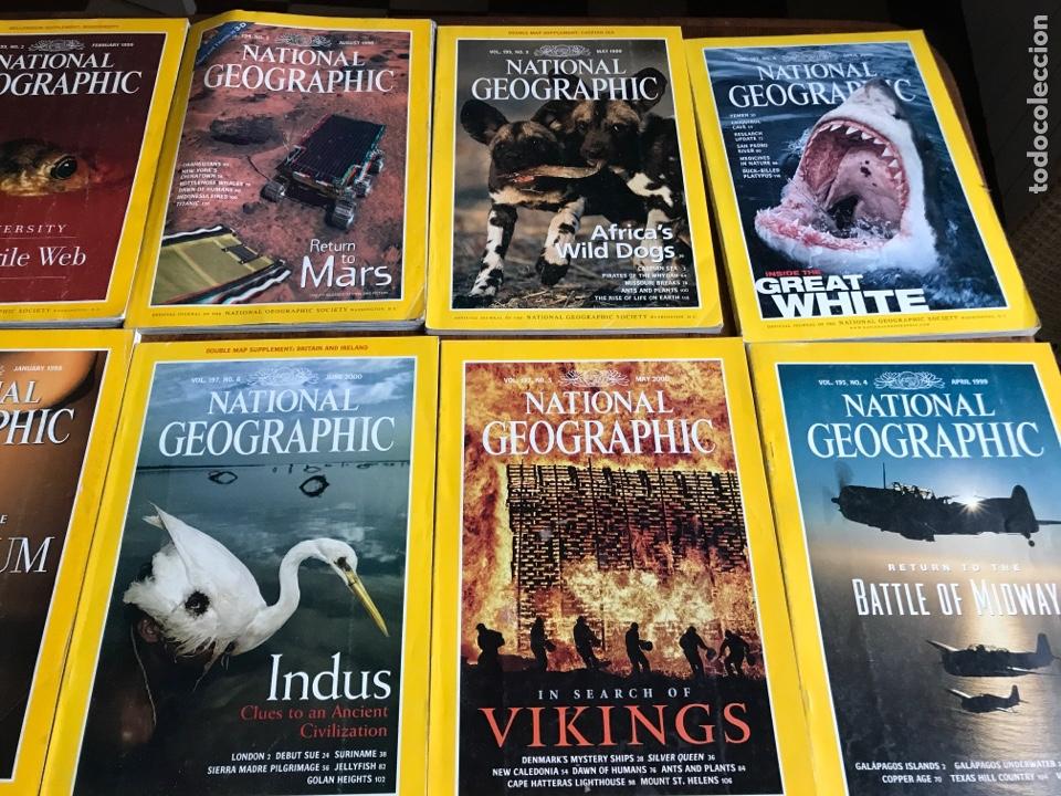 Coleccionismo de National Geographic: Lote de 20 National Geographic - Foto 4 - 177946380