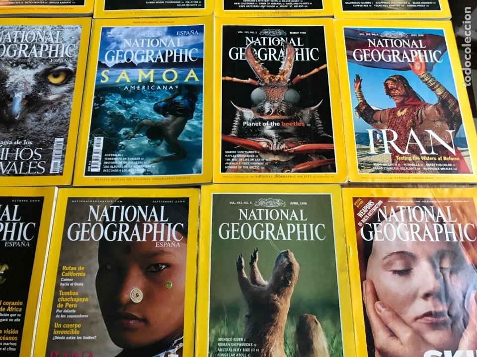 Coleccionismo de National Geographic: Lote de 20 National Geographic - Foto 5 - 177946380