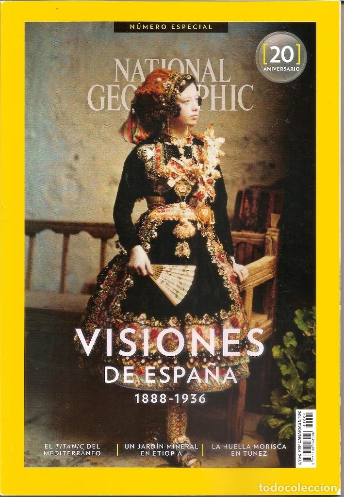 REVISTA NATIONAL GEOGRAPHIC | NÚMERO ESPECIAL 20 ANIVERSARIO | (Coleccionismo - Revistas y Periódicos Modernos (a partir de 1.940) - Revista National Geographic)