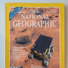 Coleccionismo de National Geographic: NATIONAL GEOGRAPHIC / REGRESO A MARTE. Lote 179058965