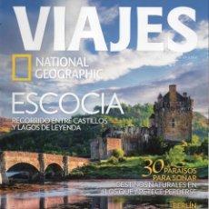 Coleccionismo de National Geographic: VIAJES NATIONAL GEOGRAPHIC N. 171 - EN PORTADA: ESCOCIA (NUEVA). Lote 179110066