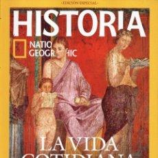 Coleccionismo de National Geographic: HISTORIA NATIONAL GEOGRAPHIC ESPECIAL N. 7 - TEMA: LA VIDA COTIDIANA EN EGIPTO, GRECIA Y ROMA(NUEVA). Lote 179248432