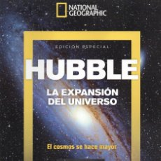 Coleccionismo de National Geographic: NATIONAL GEOGRAPHIC ESPECIAL N. 36 - HUBBLE, LA EXPANSION DEL UNIVERSO (NUEVA). Lote 179251098