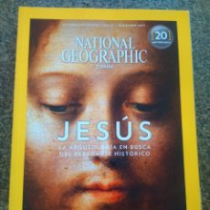 Collectionnisme de National Geographic: NATIONAL GEOGRAPHIC -- DICIEMBRE 2017 -- JESUS -- . Lote 180447142