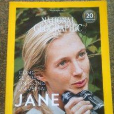 Coleccionismo de National Geographic: NATIONAL GEOGRAPHIC -- NOVIEMBRE 2017 -- JANE -- . Lote 180447211