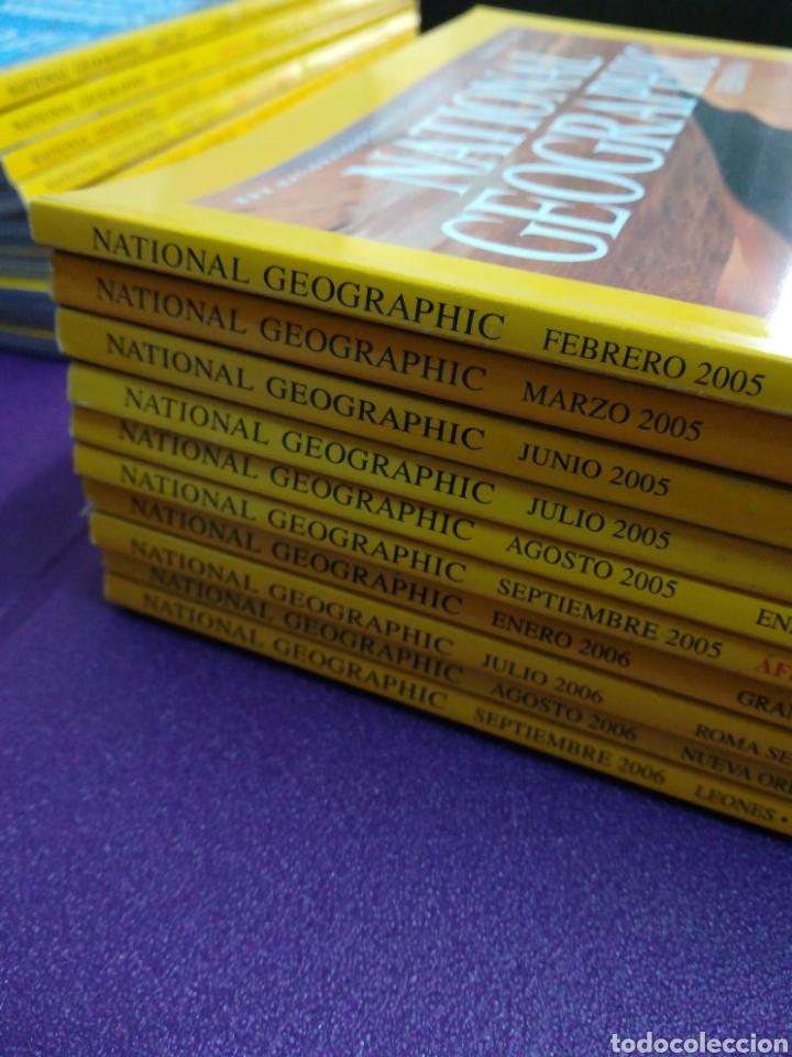Coleccionismo de National Geographic: Lote de 10 revistas National Geographic 2005 2006 - Foto 2 - 180862527