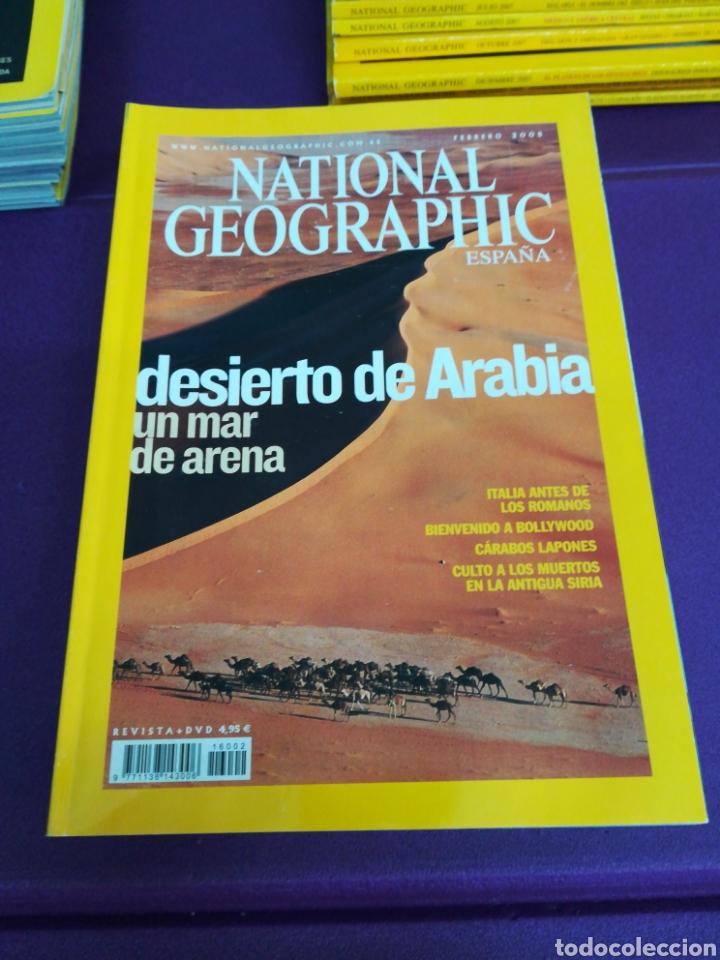 LOTE DE 10 REVISTAS NATIONAL GEOGRAPHIC 2005 2006 (Coleccionismo - Revistas y Periódicos Modernos (a partir de 1.940) - Revista National Geographic)