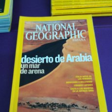 Coleccionismo de National Geographic: LOTE DE 10 REVISTAS NATIONAL GEOGRAPHIC 2005 2006. Lote 180862527