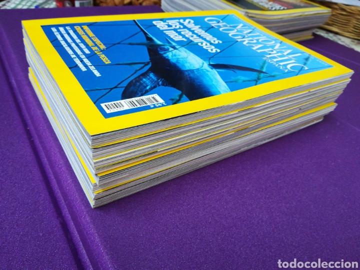 Coleccionismo de National Geographic: Lote 9 revistas National Geographic. 2007 2008 2009 - Foto 3 - 180862800