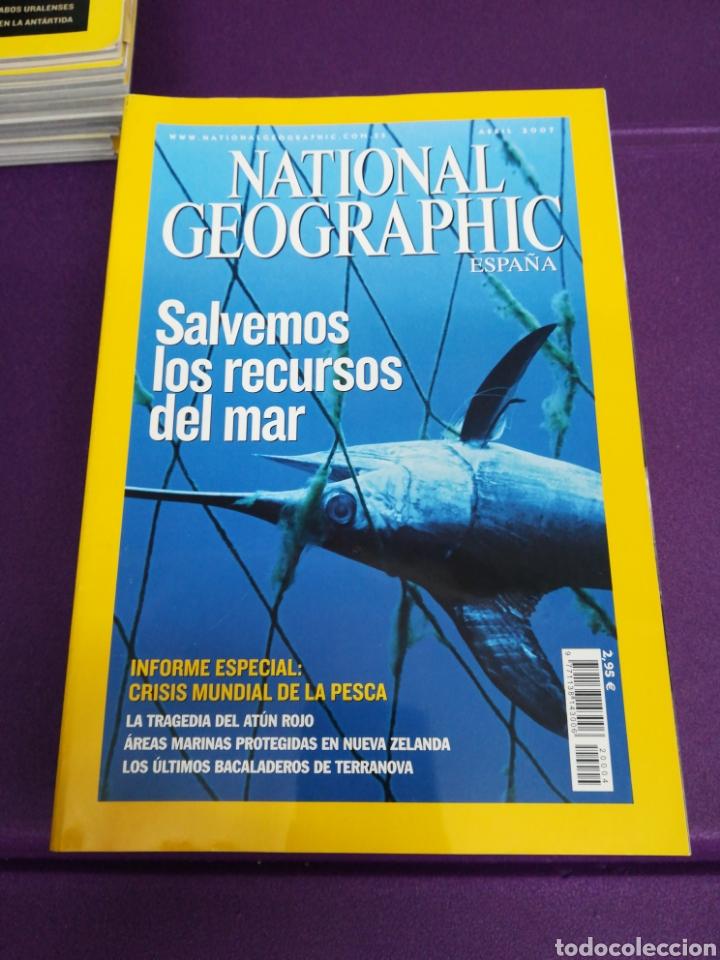 LOTE 9 REVISTAS NATIONAL GEOGRAPHIC. 2007 2008 2009 (Coleccionismo - Revistas y Periódicos Modernos (a partir de 1.940) - Revista National Geographic)