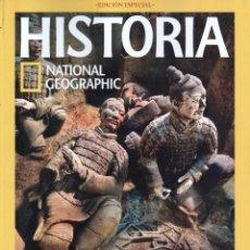 Coleccionismo de National Geographic: HISTORIA NATIONAL GEOGRAPHIC ESPECIAL N. 8 - GRANDES DESCUBRIMIENTOS (NUEVA). Lote 181407892