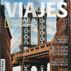 Coleccionismo de National Geographic: VIAJES NATIONAL GEOGRAPHIC N. 142 - EN PORTADA: NUEVA YORK (NUEVA). Lote 182013908