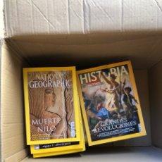 Coleccionismo de National Geographic: LOTE DE 50 REVISTAS NATIONAL GEOGRAPHIC, VARIOS IDIOMAS, NUEVAS. Lote 182249045