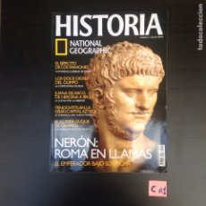 Coleccionismo de National Geographic: REVISTA DE HISTORIA. Lote 182485241