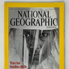 Coleccionismo de National Geographic: REVISTA NATIONAL GEOGRAPHIC VOLUMEN 17 Nº4 OCTUBRE 2005. Lote 182499545