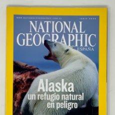 Coleccionismo de National Geographic: REVISTA NATIONAL GEOGRAPHIC VOLUMEN 18 Nº6 JUNIO 2006. Lote 182499810