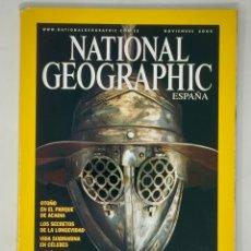 Coleccionismo de National Geographic: REVISTA NATIONAL GEOGRAPHIC VOLUMEN 17 Nº5 NOVIEMBRE 2005. Lote 182500297