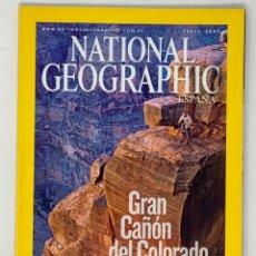 Coleccionismo de National Geographic: REVISTA NATIONAL GEOGRAPHIC VOLUMEN 18 Nº1 ENERO 2005. Lote 182501046