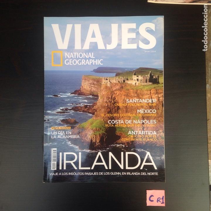 VIAJES NATIONAL GEOGRAPHIC (Coleccionismo - Revistas y Periódicos Modernos (a partir de 1.940) - Revista National Geographic)