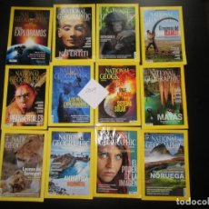 Coleccionismo de National Geographic: LOTE 23 REVISTAS - NATIONAL GEOGRAPHIC- AÑOS 2013/2014 - BUEN ESTADO. Lote 182970908
