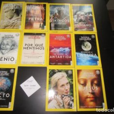 Coleccionismo de National Geographic: LOTE 18 REVISTAS - NATIONAL GEOGRAPHIC - 2017/2018 - BUEN ESTADO. Lote 182972058