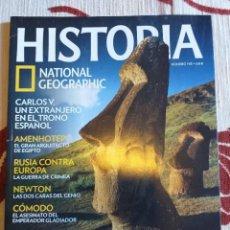 Coleccionismo de National Geographic: LA ISLA DE PASCUA. Lote 183472550