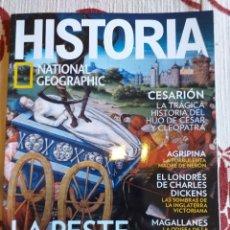 Coleccionismo de National Geographic: LA PESTE NEGRA. Lote 183472655