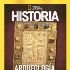 Coleccionismo de National Geographic: ARQUEOLOGÍA DE LA BIBLIA: NUEVO TESTAMENTO - EDICIÓN ESPECIAL - HISTORIA NATIONAL GEOGRAPHIC. Lote 183735283