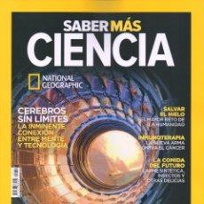 Coleccionismo de National Geographic: EN BUSCA DE LA MATERIA OSCURA - SABER MAS CIENCIA - NATIONAL GEOGRAPHIC. Lote 183736141