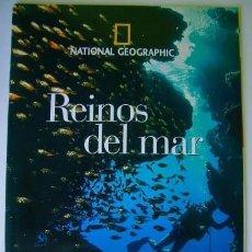 Coleccionismo de National Geographic: REVISTA NATIONAL GEOGRAPHIC REINOS DEL MAR ESPECIAL EDUCATIVO PARQUE OCEANOGRÁFICO VALENCIA. Lote 209145526